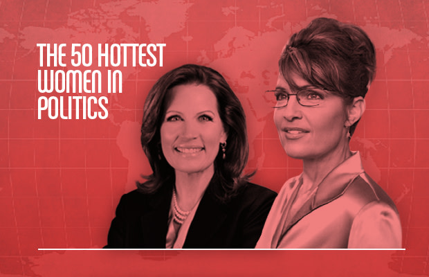 The 50 Hottest Women in Politics | Complex