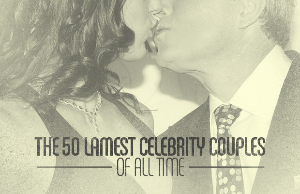 The 50 Lamest Celebrity Couples of All Time | Complex