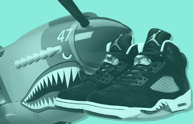 a8afccbd1d2 8 Jordan Silhouettes That Were Inspired by Cars or Fighter Jets ...