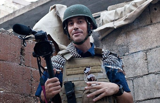 James Wright Foley ISIS Executed