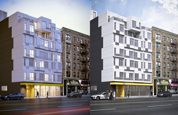 Peter Gluck\'s The Stack Is NYC\'s First Prefab Apartment ...