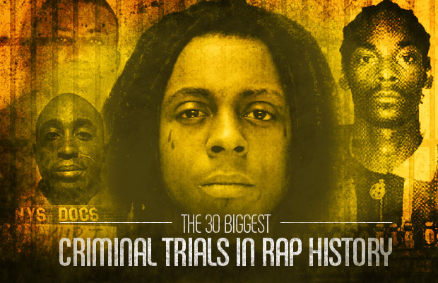 The 30 Biggest Criminal Trials in Rap History | Complex