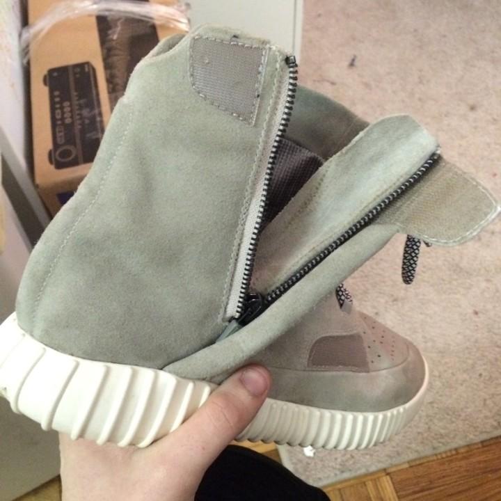 adidas yeezy boost zipper