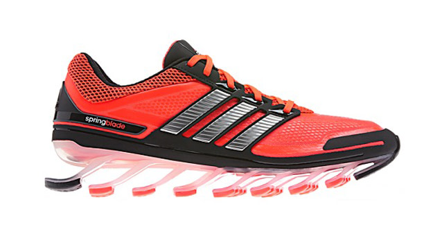 check out 48096 2b1b8 SNEAKER ALERT: The adidas SpringBlade is Available for Pre ...