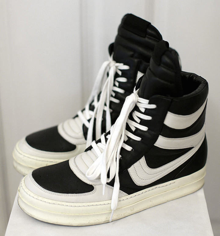 buy popular eedd4 a70cc Rick Owens Once Received a Cease and Desist from Nike   Complex