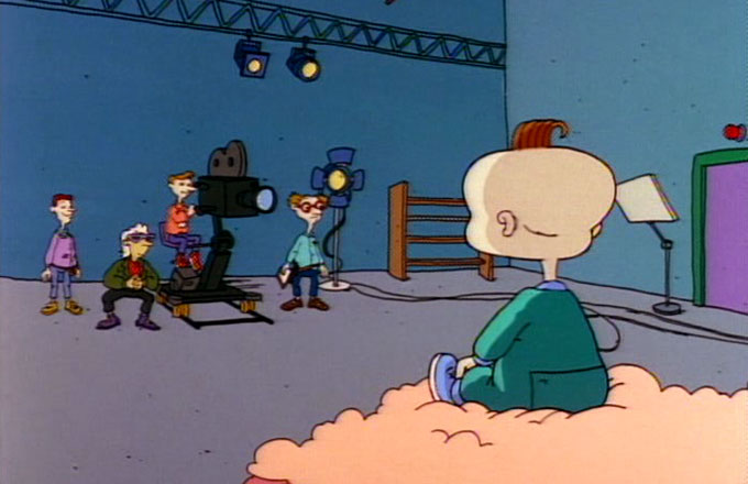All the Celebs You Didn't Know Had Roles on 'Rugrats' | Complex