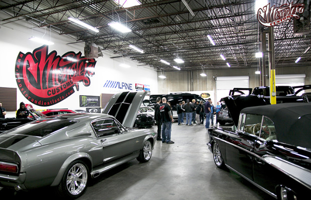 The 20 Best Custom Car Shops In America Complex