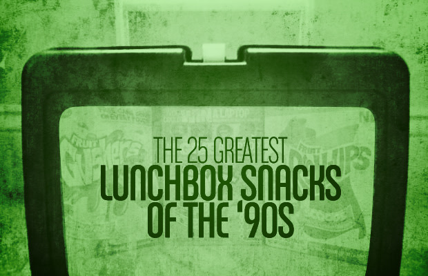 The 25 Greatest Lunchbox Snacks of the '90s | Complex