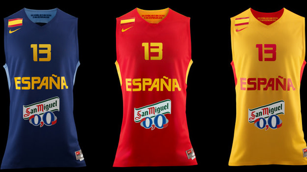 detailed look aedfb 404ef Nike Outfits the Spanish National Basketball Team | Complex