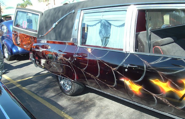 Gallery: 25 Tricked-Out Hearses We're Dying To Ride In | Complex