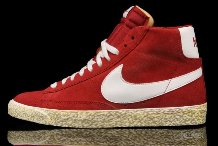 low priced 72838 c8ebc Kicks of the Day: Nike Blazer High
