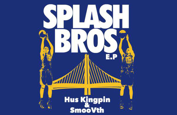 Premiere: Stream Hus Kingpin and SmooVth's 'Splash Brothers