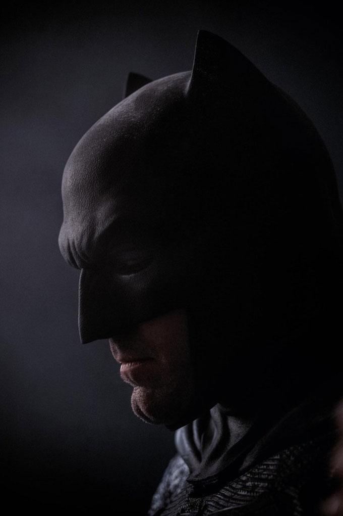 Ben Affleck Batman V Superman New Image