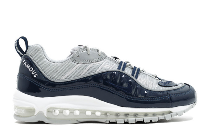 outlet store 29d25 30617 Supreme x Nike Air Max 98 Resell Prices Before Release | Complex