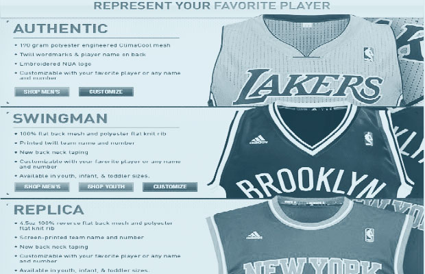 premium selection 5fc5b 49143 Gallery: The Top-Selling NBA Jerseys of the 2012-13 Season ...