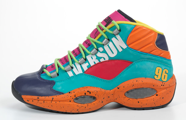 2a3c62de086 The 20 Greatest Allen Iverson Reebok Sneakers of All Time   Complex