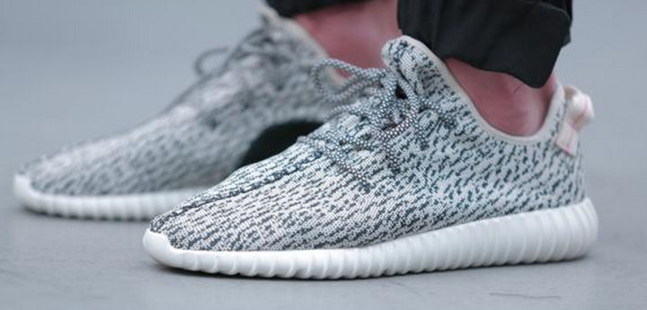 finest selection 08712 10aae Kanye West Debuted New Yeezy Boost Sneakers | Complex