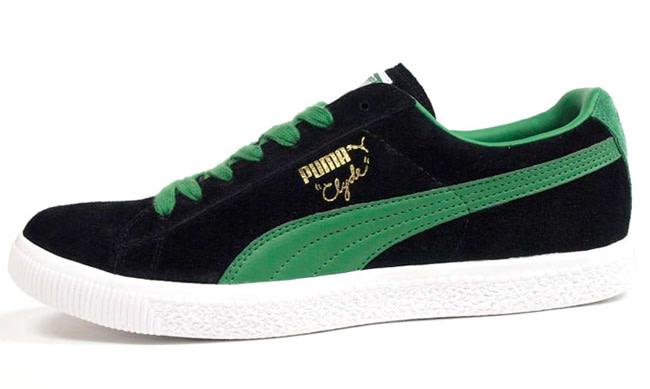 new style fc30e 639f3 Puma Clyde Script