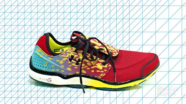 Najlepiej buty jesienne niesamowity wybór The Under Armour UA Toxic Six | Complex