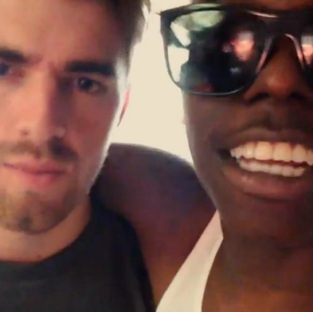 The Chainsmokers Brought Bobby Shmurda to Electric Zoo | Complex