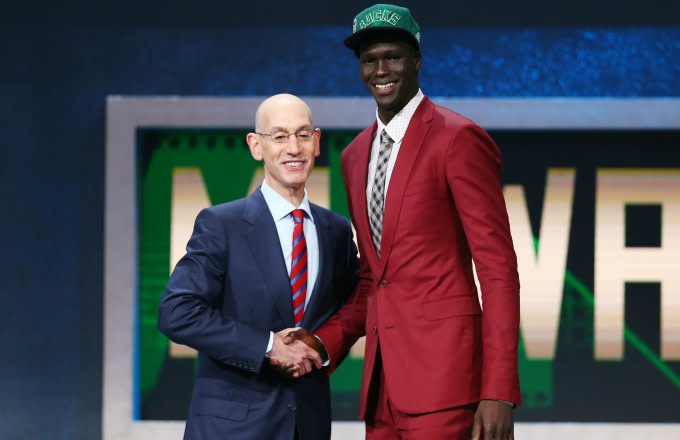 Did Reddit Prove NBA Rookie Thon Maker Isn't Really 19? | Complex