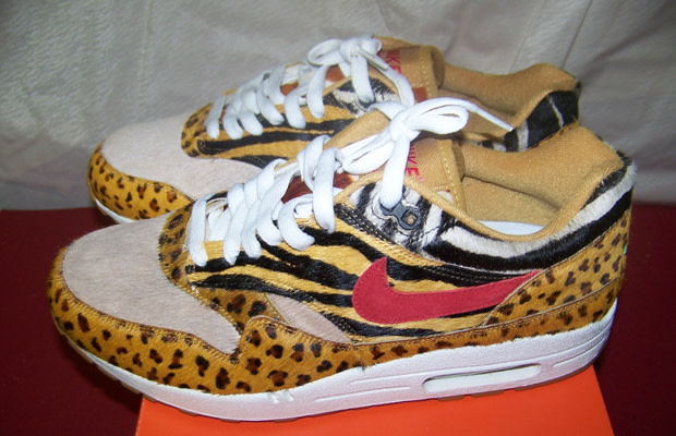 eBay Sneaker Auction of the Day: Nike Air Max 1 Supreme