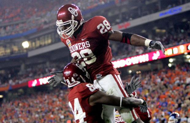 The 10 Greatest Plays in Oklahoma Sooners History (Video