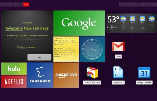 Tumblr Viewer Chrome