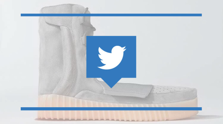 """Twitter Reacts to the """"Light Grey"""" adidas Yeezy 750 Boost Release"""