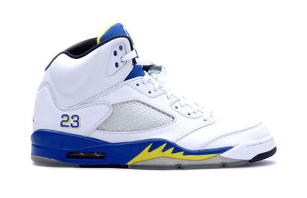 8c224da7b0e 10 Reasons You Should Have Bought the Laney Air Jordan 5s | Complex