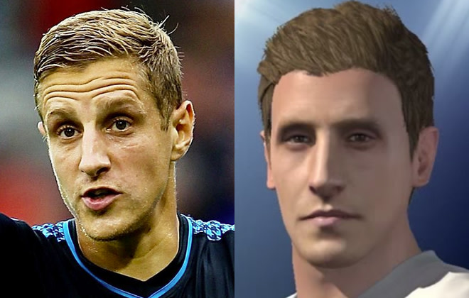 The 30 Weirdest Looking Premier League Players in Pro Evolution