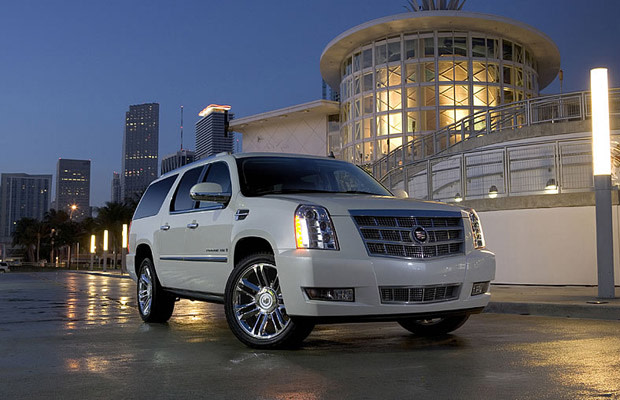 The 5 Types of People Who Drive Cadillac Escalades | Complex