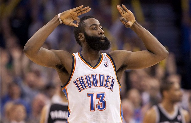 Oklahoma City Thunder Trade James Harden to the Houston Rockets | Complex