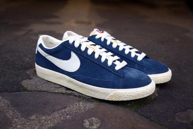 competitive price a8532 6575c Nike Blazer Low VNTG PRM