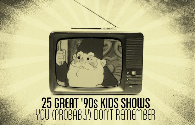 25 Great '90s Kids Shows You (Probably) Don't Remember | Complex