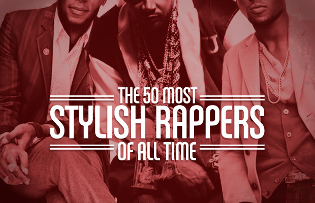 The 50 Most Stylish Rappers of All Time | Complex