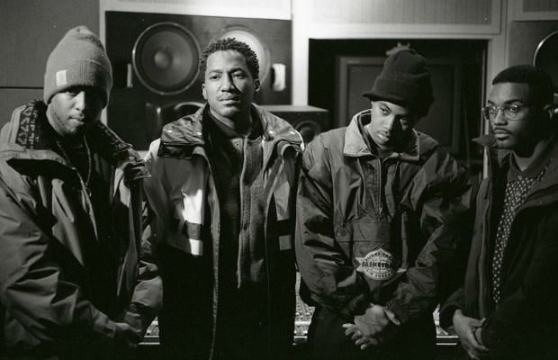 Image result for dj premier, nas q tip