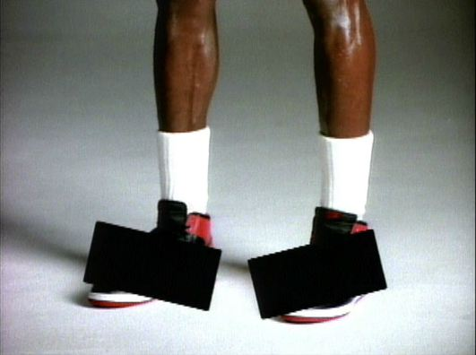 cheap for discount 61d9f 67d76 When Nike first presented MJ with sketches of the black and red Jordan 1s,  he innocently responded