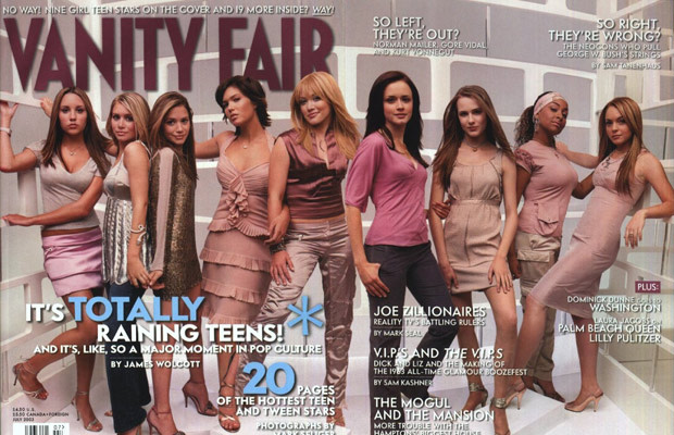 Where Are They Now? The Actresses on the Cover of Vanity
