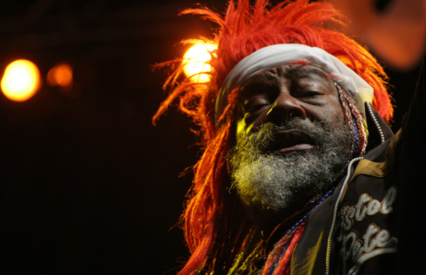 George Clinton Talks About His Favorite Parliament-Funkadelic