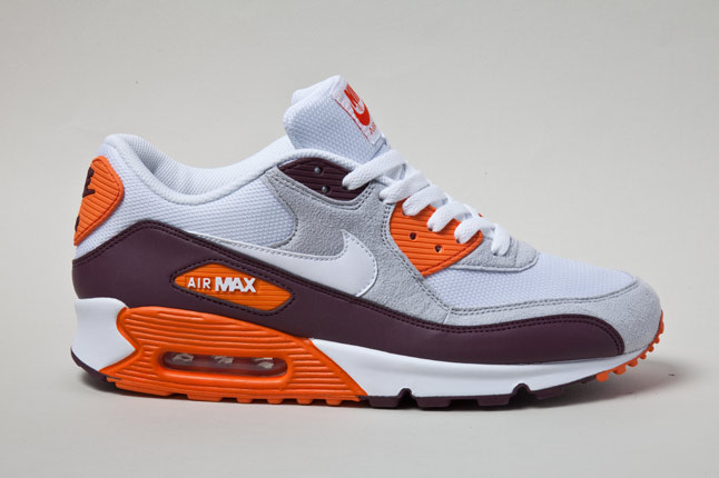 size 40 bb74b 3be46 Next year will see a release of a seemingly Hokie-specific Air Max 90  variation from the Swoosh. The classic runner highlights Virginia Tech's  colors ...