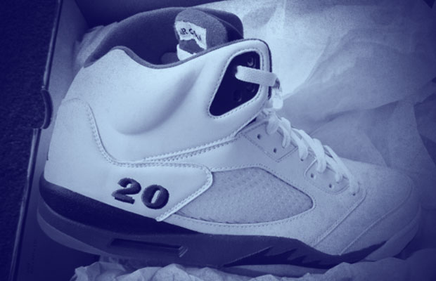 1d698469db23 46 Awesome Air Jordan PEs Worn By Not-So-Awesome NBA Players   Complex