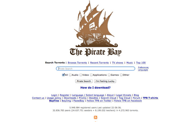 Are Republicans Running Anti-Obama Ads on Pirate Bay? | Complex