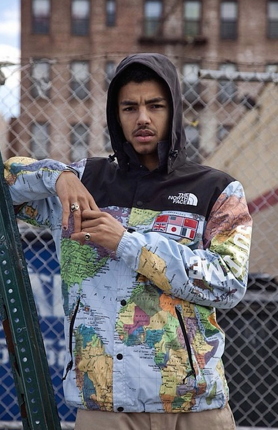 f7c407deb Supreme x The North Face Puts the World on Your Back | Complex