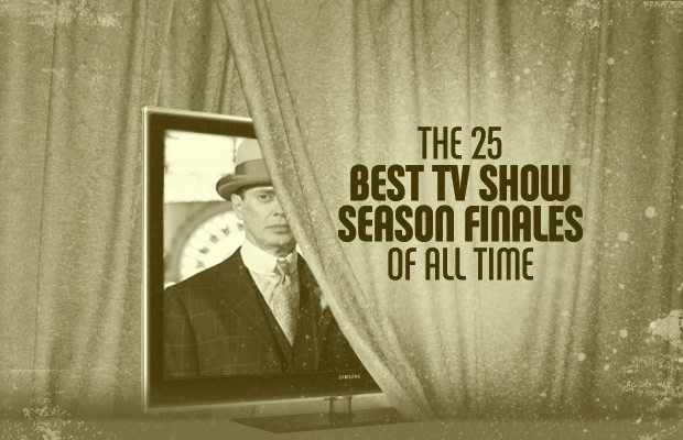 The 25 Best Season Finales Of All Time | Complex