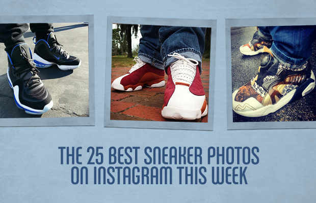 f451c26dbca03 We pride ourselves on rocking our kicks not stocking them, so we've  compiled the best on-feet sneaker ...