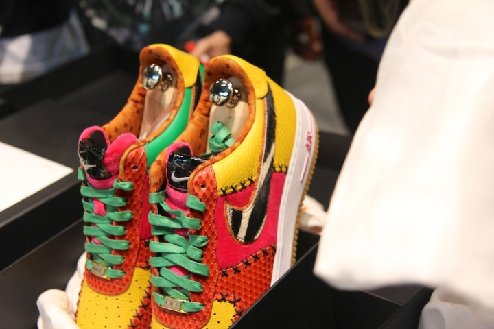 separation shoes fda85 dabb7 The Los Angeles Nike Bespoke Experience