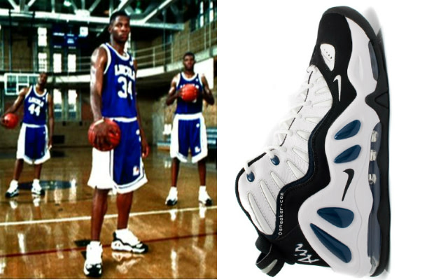 outlet store 34cdd 1bb41 A Complete Sneaker Guide To Spike Lee's 'He Got Game' | Complex