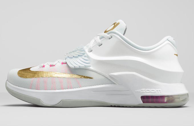 "Nike KD 7 ""Aunt Pearl"" Release Details 