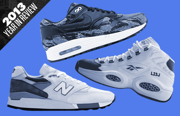 super popular d903c 60499 Picking out the best sneakers of the year used to be easy. Imagine, for  example, figuring out the best sneakers of 1988. There were no retros, ...